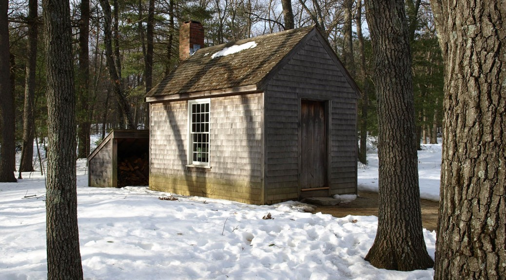 Thoreau Cabin Replica